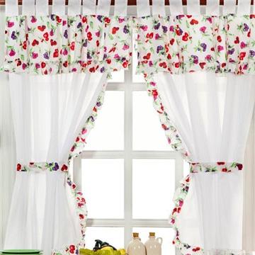 Nuevas telas para cortinas de cocina toda una for Telas de cocina