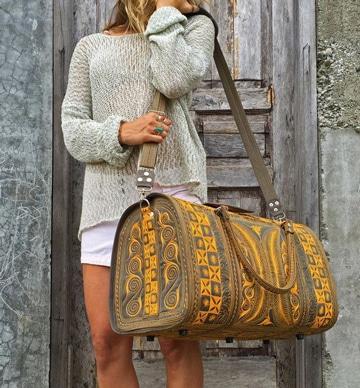 bolsas grandes para dama viajero