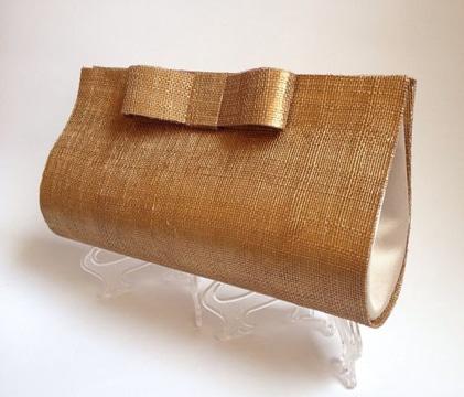 bolsos de fiesta dorados pequeños