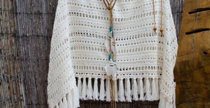 patron chal rectangular crochet | Tejidos a crochet paso a paso