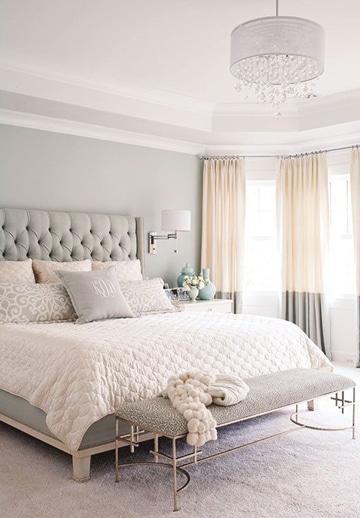 colchas para camas de matrimonio sencillas
