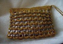 Refréscate con estas ideas de como hacer carteras y bolsos