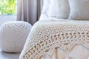 Ideas de como hacer colchas para cama cómodas y modernas