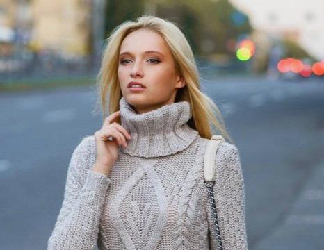 como hacer cuello redondo para vestido