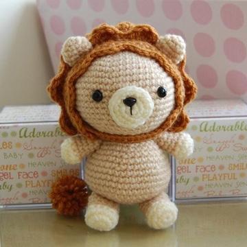 como hacer muñecos a crochet de animales