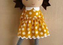 Ideas súper lindas sobre como hacer ropa para muñecas a mano