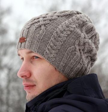 gorros para el invierno de hombres