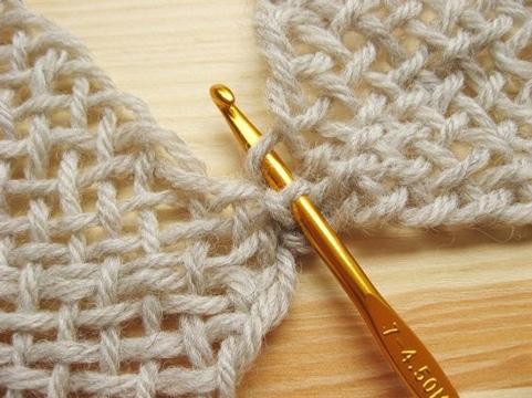 imagenes de tejidos de lana crochet