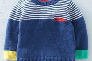Unos modelos de chompas para niños sin restricción de edad