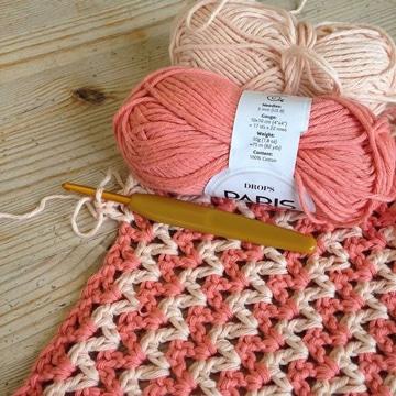 muestras de ganchillo para mantas crochet