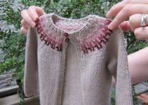 Unos sacos para bebe en crochet que dan ganas de abrazarlos