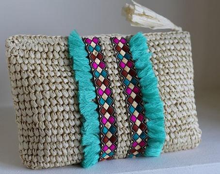 bolsas de mano para dama tejidos
