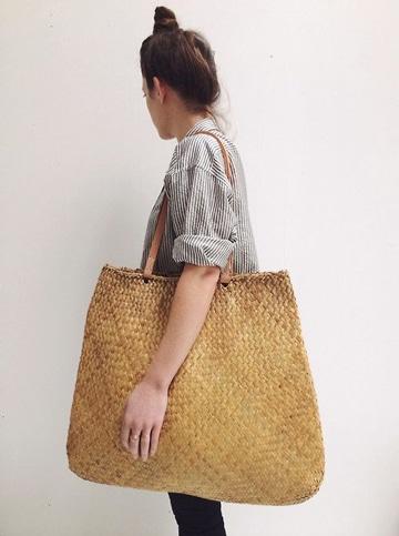 bolsos de playa grandes y practicos