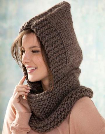 capuchas tejidas a crochet juveniles