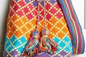 Aprende fácilmente como hacer una mochila wayuu envidiable