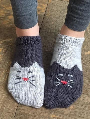 como tejer medias a crochet tiernas