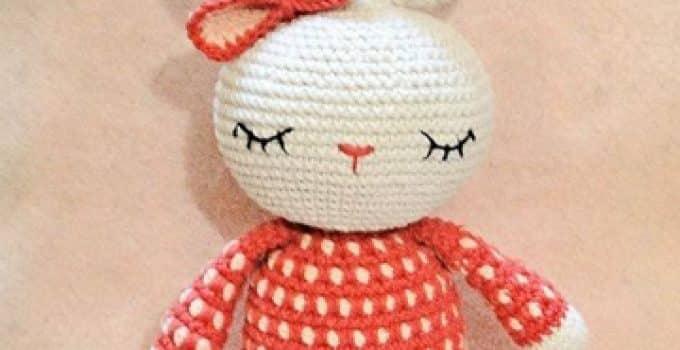 Amigurumis Conejos Paso A Paso : Oso gato chancho y conejo bebés en pijamas crochet amigurumi