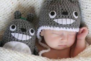 Modelos de gorros al crochet para bebes de todas las edades