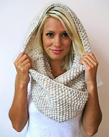 diseño atemporal 93584 19b26 Los gorros con bufanda tejidos como ingenio del crochet