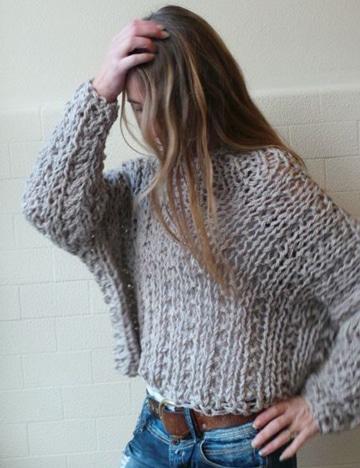 modelos de chompas de lana para mujer delgada