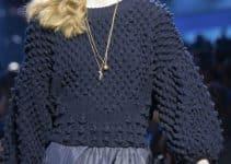 Lindos modelos de chompas de lana para mujer vanguardista