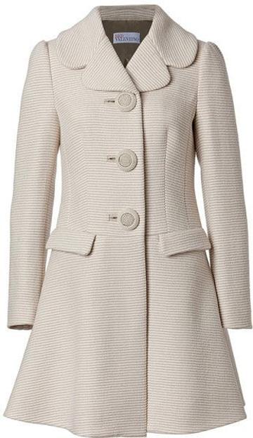 modelos de sacos de lana para mujer elegantes
