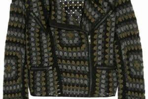 Modelos de sacos de lana para mujer moderna y polifacética