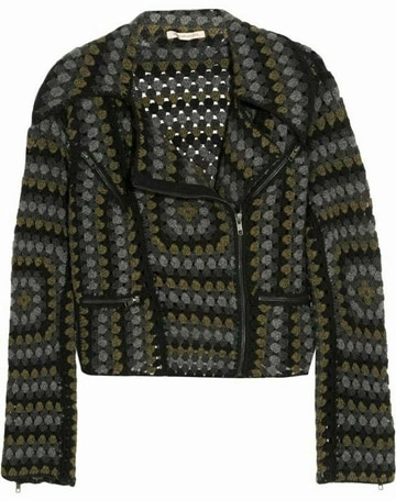 modelos de sacos de lana para mujer ideas