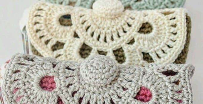 monederos a crochet patrones   Tejidos a crochet paso a paso