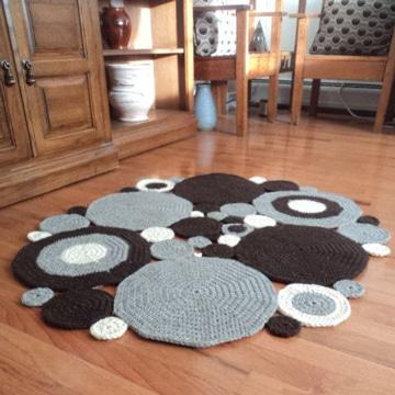 Las alfombras de trapillo originales que todos adorar n - Alfombras de trapillo originales ...