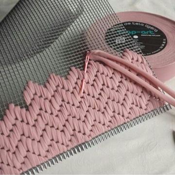 alfombras de trapillo originales tutorial
