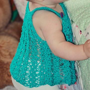 blusas tejidas a gancho para niña hermosa