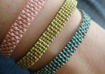 Aprende cómo se hacen las pulseras tejidas más originales