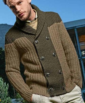 42532e3335b0c Las chompas de lana para hombres casuales y contemporáneos