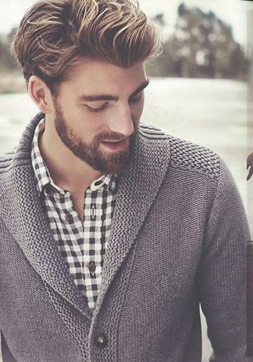 chompas de lana para hombres con estilo