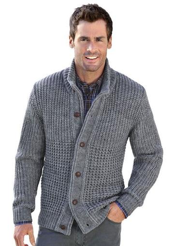 chompas de lana para hombres jovenes