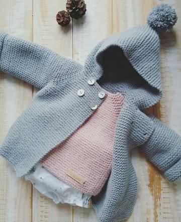 chompas de lana para niñas pequeñas
