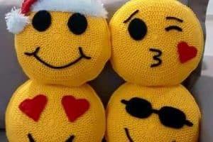 Los cojines a crochet para niños que harán reales sus sueños