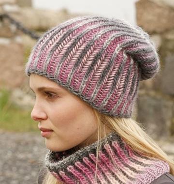 como hacer boinas a crochet super lindas