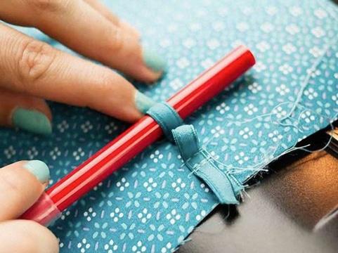 como hacer cartucheras de tela faciles