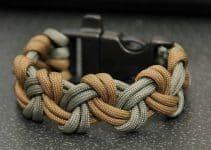 Ideas de como hacer pulseras de cuerda para hombre y mujer