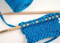 Aprende como hacer un cuello tejido a crochet a la moda