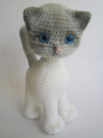muñecos tejidos al crochet de animales