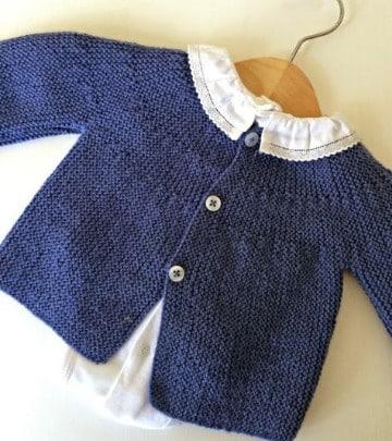 chompas de lana para niños varones