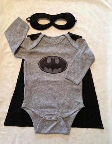 como hacer disfraces para bebes economicos