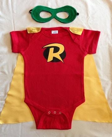como hacer disfraces para bebes faciles