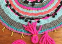 Aprende ya como hacer una alfombra con lana en varias formas