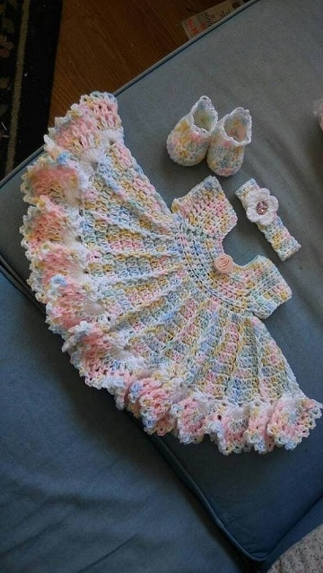 conjuntos tejidos para bebes recien nacidos diseños