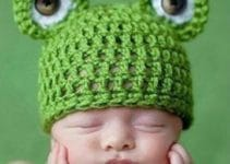 Unas cosas tejidas para bebe que desbordan amor y ternura