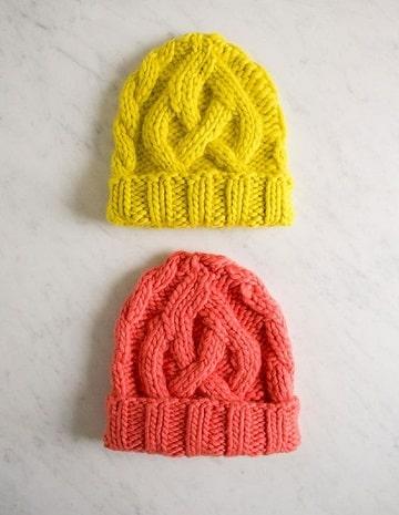 gorritos de bebe tejidos a mano originales